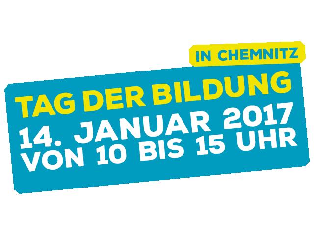 Tag der Bildung Chemnitz